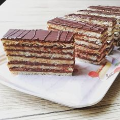 Čokoládový krém do Dobošky - Receptik.sk