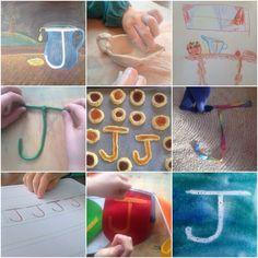 WillywamWhimsy Homeschooling Blog: June 2015: Grade One Language Block (Letter F & Letter J), and Mid-Winter Celebration