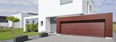 Sectional Garage Doors from Hörmann Sectional Garage Doors, The Doors, House Doors, Car Garage, Home And Garden, Architecture, Interior, Outdoor Decor, Home Decor