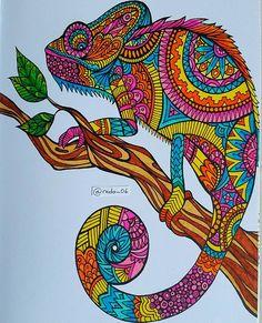 🐉 #picoftheday #colourpop #cameleon #chameleon #draw #drawing #colours #rainbow #sketch #stabilo #tree #stabilopen #stabilo68 #pencil #likeforlike #instapic #happy #done #happywednesday #art #arttherapie #bestiaireextraordinaire #desigual #wildanimal #zen #climbing #book #coloringbook