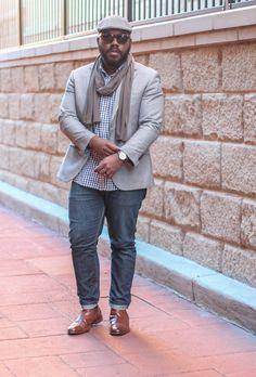 Mollige business männer für mode Große Größen