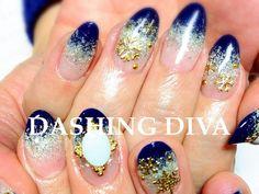 冬ネイル 2015|ジェルネイルデザイン|ダッシングディバ DASHING DIVA