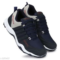 Checkout this latest Sports Shoes Product Name: *Stylish Men's Sneakers* Sizes:  IND-6, IND-7, IND-8, IND-9, IND-10 Easy Returns Available In Case Of Any Issue   Catalog Rating: ★4.1 (805)  Catalog Name: Marvel Attractive Men's Sports Shoes Vol 6 CatalogID_452188 C67-SC1237 Code: 015-3273407-999