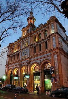 Edificio ABC calle Serrano. Madrid