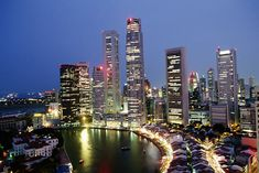 Singapore. Cleanest place ever.