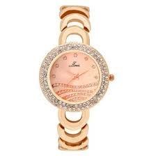 Buy Beautiful Lucerne Golden Dial Metal Analog Casual Watch On 72% Discount | Online Book With Rs 449