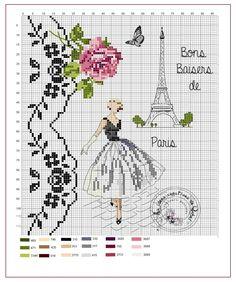 Bons baisers de Paris - Les idées créatives de Rachel                                                                                                                                                     Plus