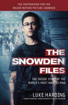 The inspiration for the major motion picture Snowden, starring Joseph Gordon-Levitt.