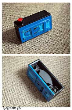 35mm handmade, curved-plane, panoramic pinhole camera by kzappaster, via Flickr