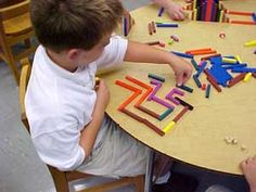 A blog with lots of information on Cuisenaire Rods