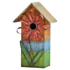 Flora Birdhouse at Joss & Main