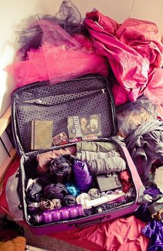 The Organized Traveler:  Packing Tips