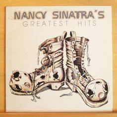 NANCY SINATRA Greatest Hits UK Vinyl LP Summer Wine Jackson Some Velvet Morning