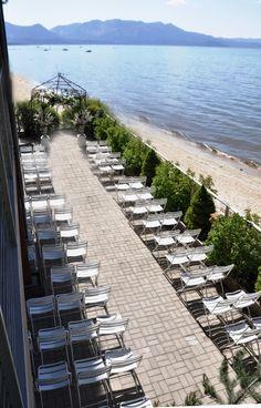 lakefront terrace at lakefront wedding chapel omg perfect a beach wedding south lake tahoewedding