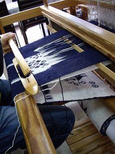フィン織り : スウェーデン織のアトリエから                                                       …