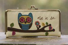 Natural Life Wallet- so want this!
