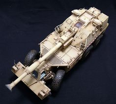 G6 Rhino — Каропка.ру — стендовые модели, военная миниатюра G 5, Military Pictures, Military Modelling, Military Equipment, Navy Seals, African History, Model Building, Plastic Models, Armed Forces