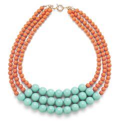 Classic Caroline Necklace {Two Color Options}