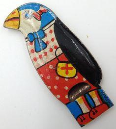 Tin Whistle -Mrs. Penguin