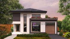 Model 138mp   Case de top 4 Bedroom House Plans, Luxury Pools, Design Case, Home Fashion, Home Projects, Facade, Architecture Design, Diy Home Decor, Cool Designs