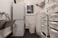 vaskerom French Door Refrigerator, French Doors, Keep Calm, Kitchen Appliances, Velvet, Diy Kitchen Appliances, Home Appliances, Stay Calm, Relax