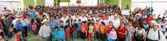 Atiende Diputado Samuel Gurrión Matías las solicitudes de las Familias Mazatecas de Huautla de Jiménez
