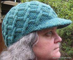 Ravelry: Diamond Cap pattern by Sheila O'Keefe
