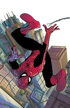 Superior Spider-Man (Dr. Otto Octavius) | art by Mike McKone