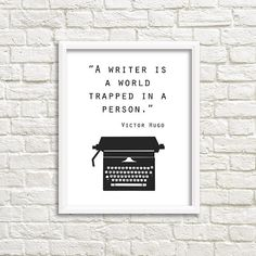 Repin if you agree, #Writers! #LiteraryGifts WritersRelief.com