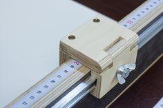 Zisoft.de | sliding table for table saw