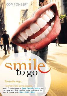 Smile to go at Bury Dental Centre