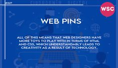 All of this means that web designers have more toys to play with in terms of HTML and CSS, which understandably leads to creativity as a result of technology. Email : sales@websolutionscompany.com.au #HTML #CSS #webdesigners #websitedesigningcompanyinNorthCoast #websitedesigncompanyinNorthCoast #webdesigningcompanyinNorthCoast #websitedesigninginNorthCoast #webdesignerNorthCoast #webdesignNorthCoast #bestwebsitedesigningcompanyinNorthCoast #websolutionscompany #wsc Coast Australia, Web Development Company, North Coast, Web Design, Creativity, Designers, Technology, Play, Website