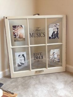 1000 images about old window pane ideas on pinterest for Old window project ideas