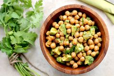 Chocolate & Chillies - Recipes. Reviews. Giveaways.: Chickpea Avocado Salad with Lime and Chilli Dressing