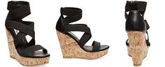 Steve Madden Women's Abbby Platform Wedge Sandals