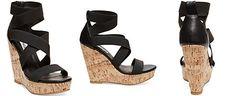 Steve Madden Women's Abbby Platform Wedge Sandals