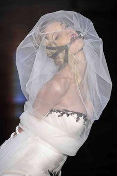BONDAGE BRIDES TOP