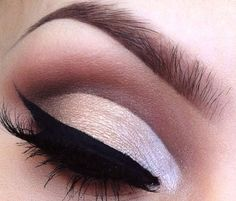 Purple Cut Crease Makeup Tutorial ♥   AmazingMakeups.com