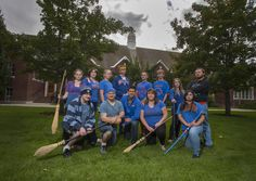Quaffles and Beaters and Snitches, O My! Quidditch Takes Flight at Boise State University with the Boise State Quidditch team!  Learn more about this adventurous sport at http://go.boisestate.edu/adventure/.