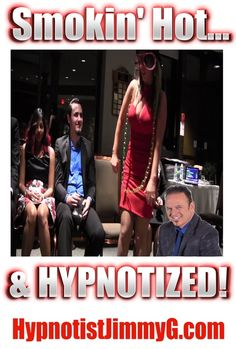 Watch the hilarity ensue when this smokin' hot blond babe and others get hypnotized by North America's Most Hilarious Hypnotist, JimmyG! Hypnotized, Show Video, Comedy Show, North America, I Am Awesome, Hilarious, Watch, Hot, Movie Posters