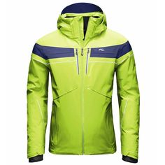 KJUS Speed Reader Insulated Ski Jacket (Men's) | Peter Glenn