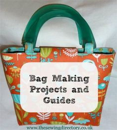 Learn to sew a bag or satchel