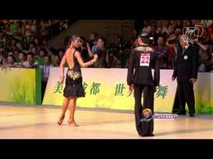 2013 World Youth Latin | The Final Reel - YouTube