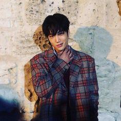 Vogue nomeia Kai do EXO como a estrela do 'Gucci Cruise – Kpoppers States Exo Kai, Chanyeol, Kyungsoo, Nct 127, Shinee, Kim Jong Dae, Kim Minseok, Gucci, Cruise Collection