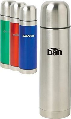 The Executive Advertising - Promotional Products Best Way To Advertise, Youth Day, Trade Show Giveaways, Stainless Steel Thermos, Pretty Packaging, Product Ideas, Drinkware, Brand You, Promotion