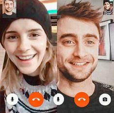Harry Potter Actors, Harry Potter Anime, Harry Potter Jokes, Harry Potter Pictures, Harry Potter Fandom, Harry Potter World, Hermione Granger, Harry Y Hermione, Harry And Hermione Fanfiction