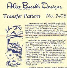 Bias tape patterns | Flickr - Photo Sharing!