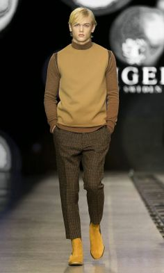 Tiger of Sweden Fall/Winter 2014 - Stockholm Fashion Week | Male Fashion Trends