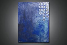 Midnight Compliments  2 ft x 15 ft Modern by NickReitenour on Etsy, $39.00