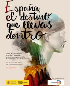 España, el destino que llevas dentro